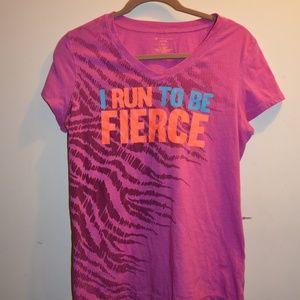 Pink Running T-shirt *NEVER WORN*